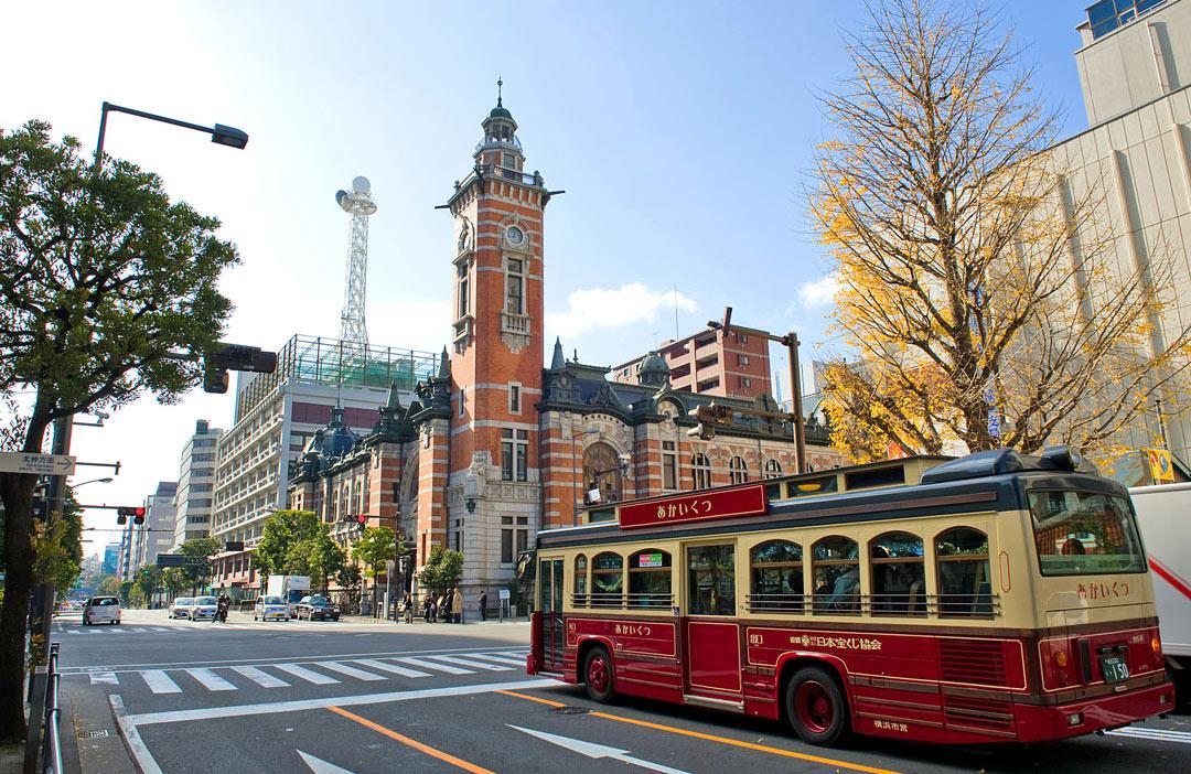 YokohamaCityPortOpeningMemorialHall