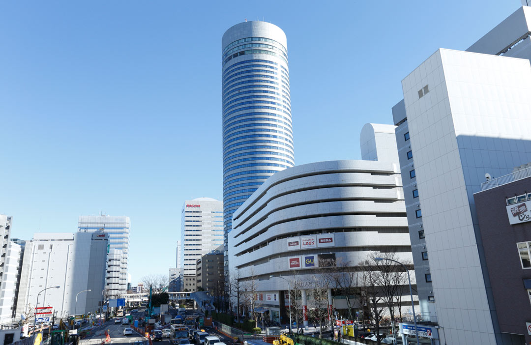 Shinyokohama-Station