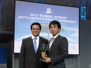 Yokohama_global_green_city_award