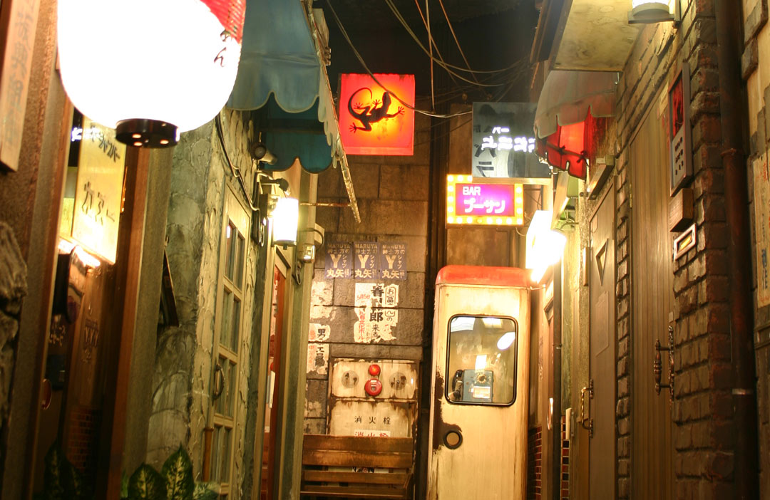 Shinyokohama-Ramenmuseum_oldstyle