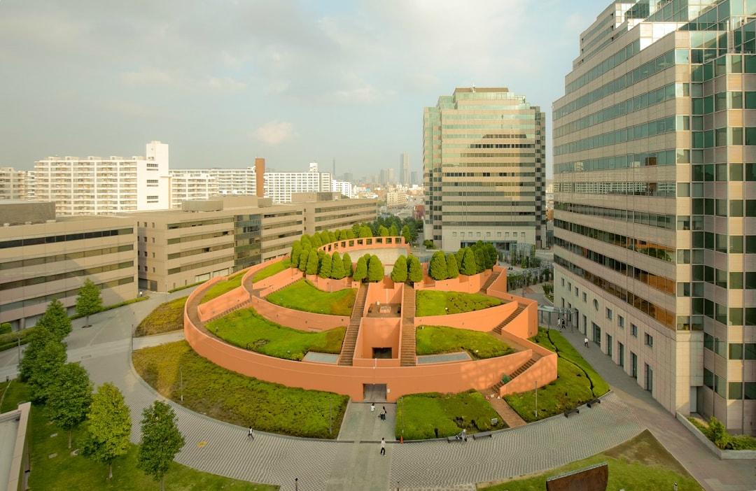YokohamaBusinessPark