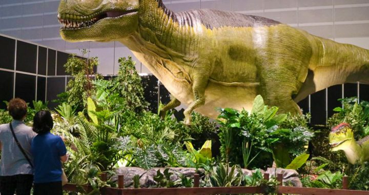 DinosaurierAusstellungYokohama