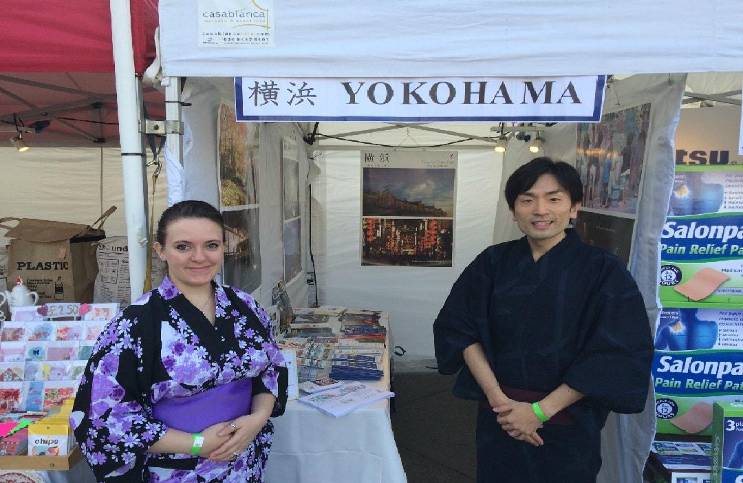 JapanMatsuriLondon2017_YokohamaOffice_Stand