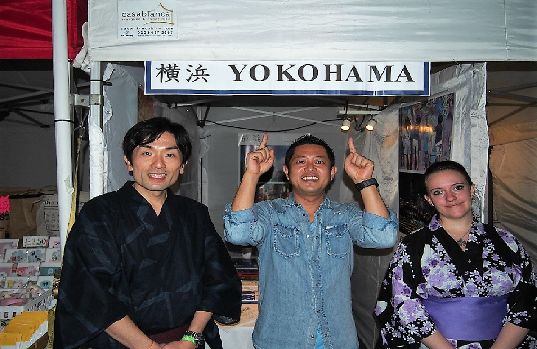 JapanMatsuriLondon2017_YokohamaOffice_Stand5