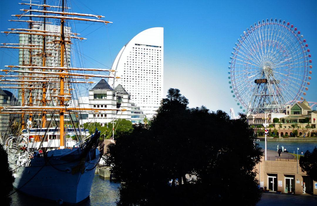 NipponMaru&MinatoMirai2