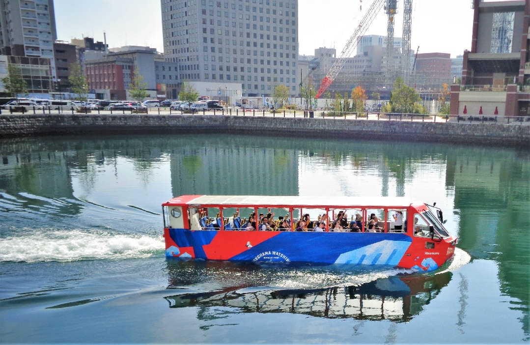 YokohamaSeaBus