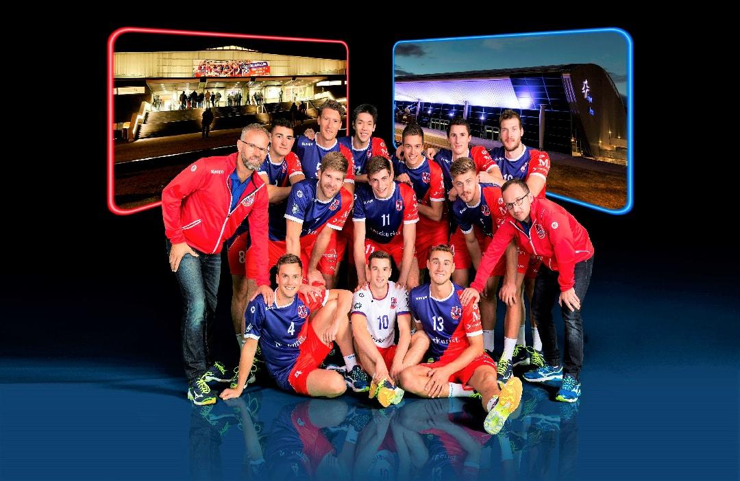 Mannschaft-UnitedVolleys
