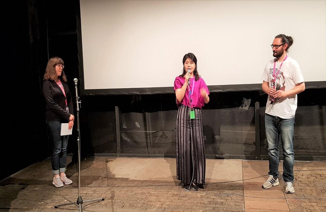 NipponConnection2018_RegisseurinSugimoto