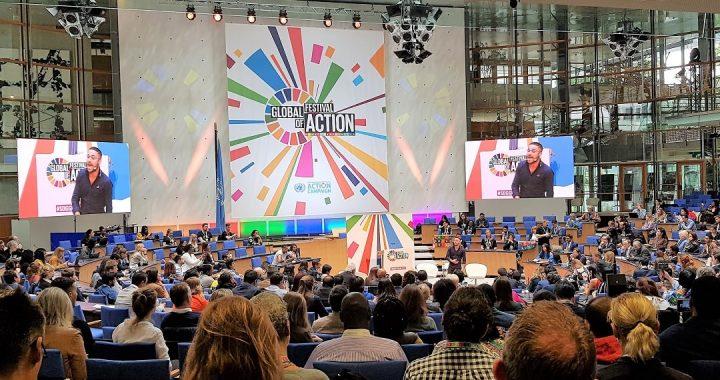 SDGGlobalActionFestival2019