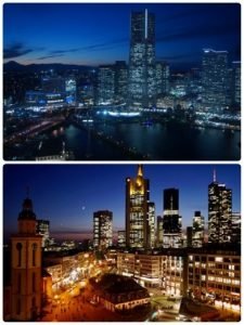 YokohamaFrankfurtNacht